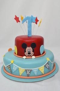 ettårs tårta