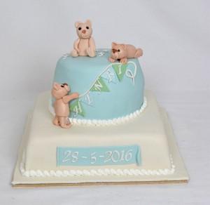 Doptårtor,Blå dop tårta,Vit doptårtan tårta tårtor Malmö Lund Staffanstorp Helsingborg Skåne